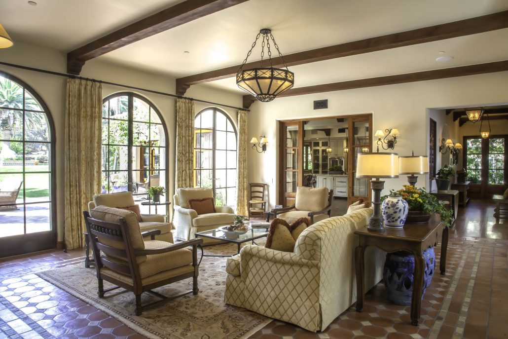 Del Mar Country Club Ross Thiele Son San Diego Interior Design
