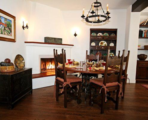 Ross Thiele & Son   San Diego Interior Design LANE-Family-Dining-495x400 La Jolla Spanish