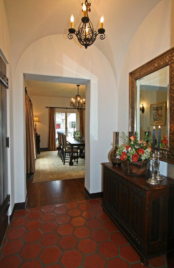 La Jolla Spanish  Ross Thiele  Son  San Diego Interior Design