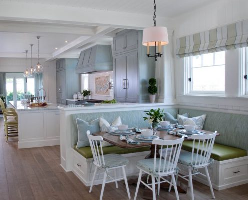 Ross Thiele & Son | San Diego Interior Design Banquet-495x400 Coronado Beach House