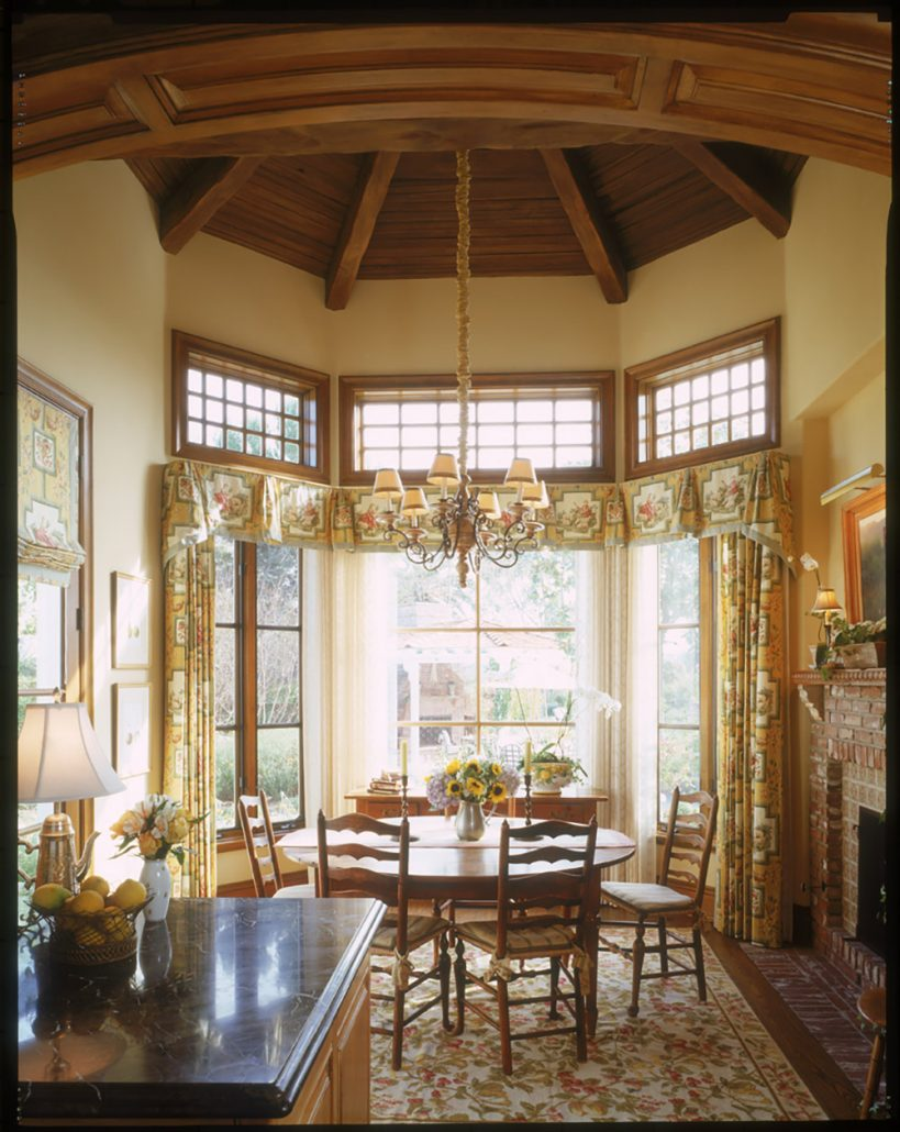 Rancho Santa Fe Traditional Ross Thiele Son San Diego Interior