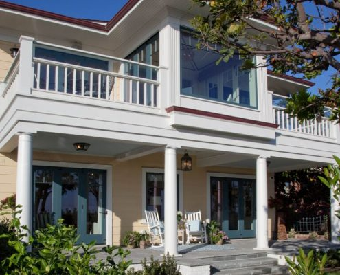 Ross Thiele & Son | San Diego Interior Design Exterior-Front-495x400 Coronado Beach House