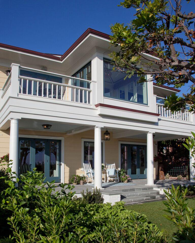 Ross Thiele Son San Go Interior Design Exterior Front 495x400 Coronado Beach