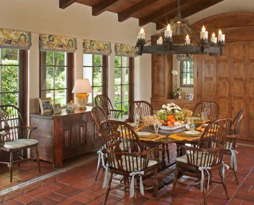 Ross Thiele & Son | San Diego Interior Design Geier-007-495x400 Santa Fe-Spanish Mediterranean