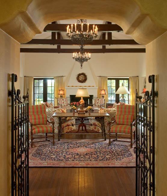 ... Ross Thiele U0026 Son | San Diego Interior Design Geier 009 495x400 Santa Fe  ...