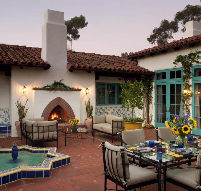 ... Ross Thiele U0026 Son | San Diego Interior Design Geier 013 495x400 Santa  Fe ...