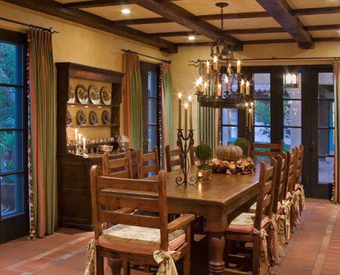 Ross Thiele & Son | San Diego Interior Design Geier-016-495x400 Santa Fe-Spanish Mediterranean