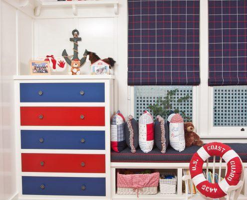 Ross Thiele & Son | San Diego Interior Design HUNTE-Kid-Room-495x400 La Jolla Beach House 2