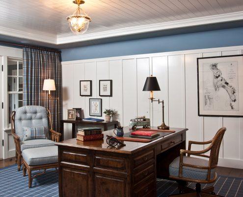 Ross Thiele & Son | San Diego Interior Design HUNTE-Office-495x400 La Jolla Beach House 2