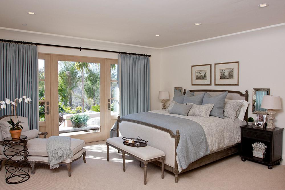 Modern mediterranean ross thiele son san diego - Modern mediterranean interior design ...