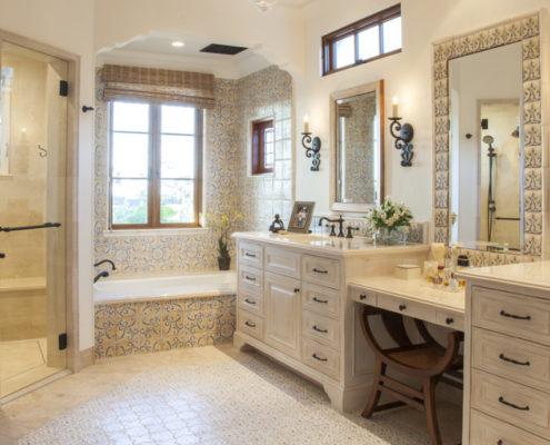 Ross Thiele & Son | San Diego Interior Design 13_Spanish-Revival-Style-House-495x400 Spanish Revival Style House