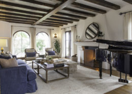 Ross Thiele & Son | San Diego Interior Design 1_Spanish-Eclectic-Style-House-260x185 Projects