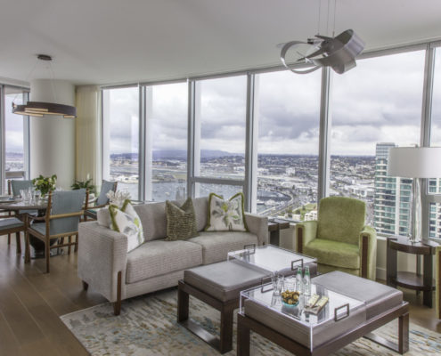 Ross Thiele & Son | San Diego Interior Design 2_High-rise-Waterfront-Condominium-495x400 High-rise Waterfront Condominium
