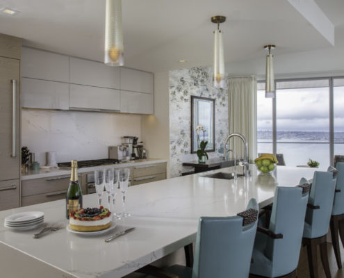 Ross Thiele & Son | San Diego Interior Design 3_High-rise-Waterfront-Condominium-495x400 High-rise Waterfront Condominium
